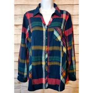 Sonoma Life + Style Flannel